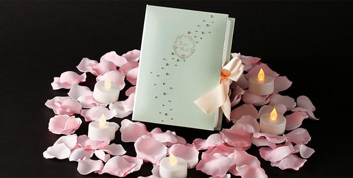 LoveBookとサプライズ演出セット